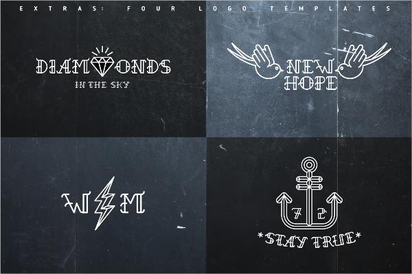 modern tattoo fonts