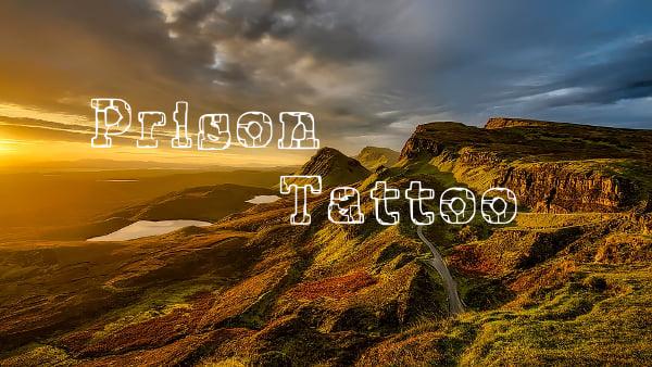 Free Gothic Tattoo Font