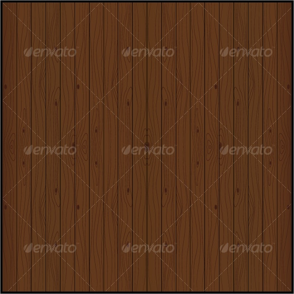 Wooden Texture Vector Background