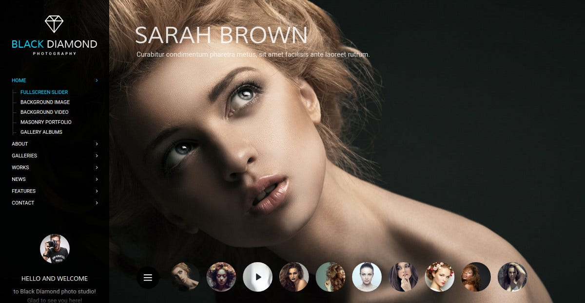 fullscreen-photography-wordpress-theme