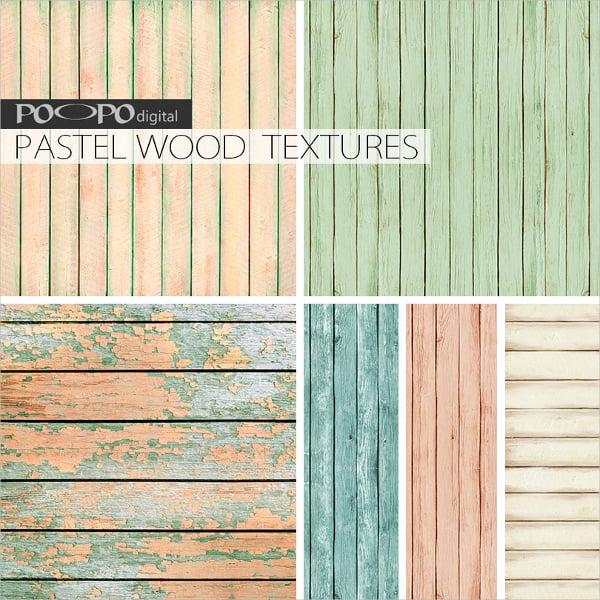 Pastel Wood Texture