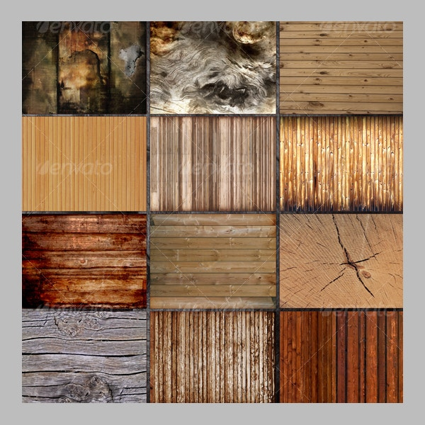 26 Cool Wood Texture