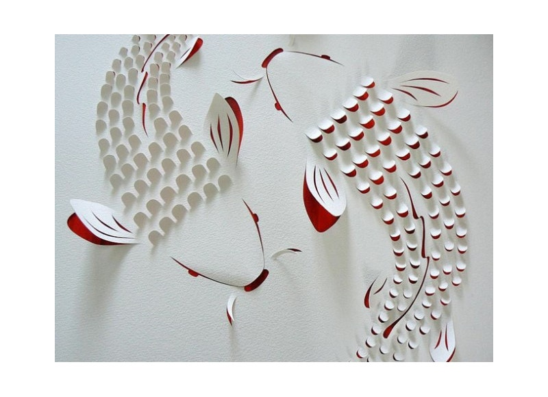 paper artwork design