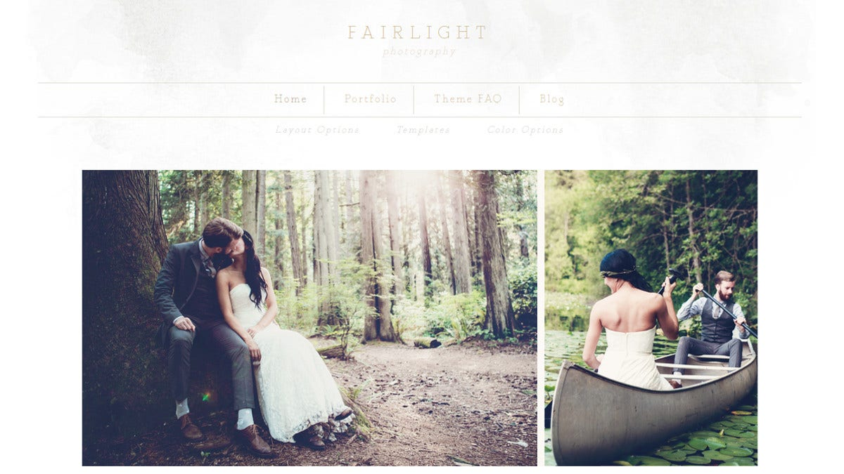 feminine photography wordpress theme1