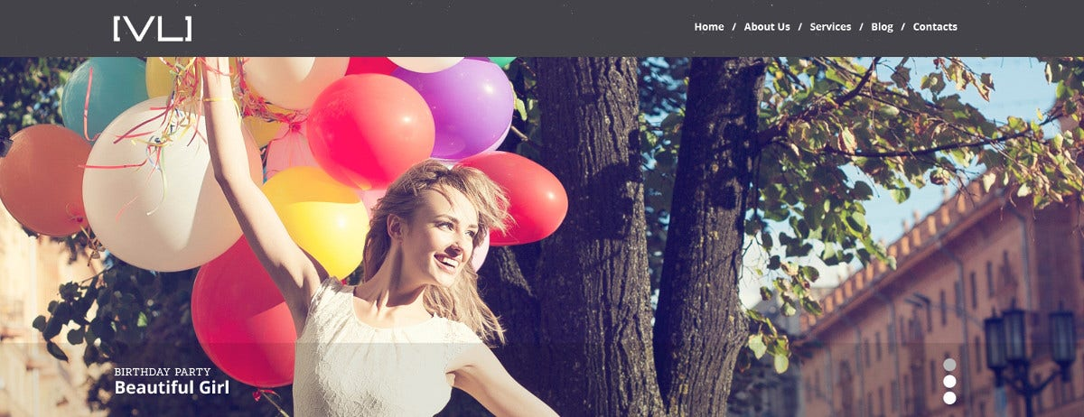 videography photography wordpress theme