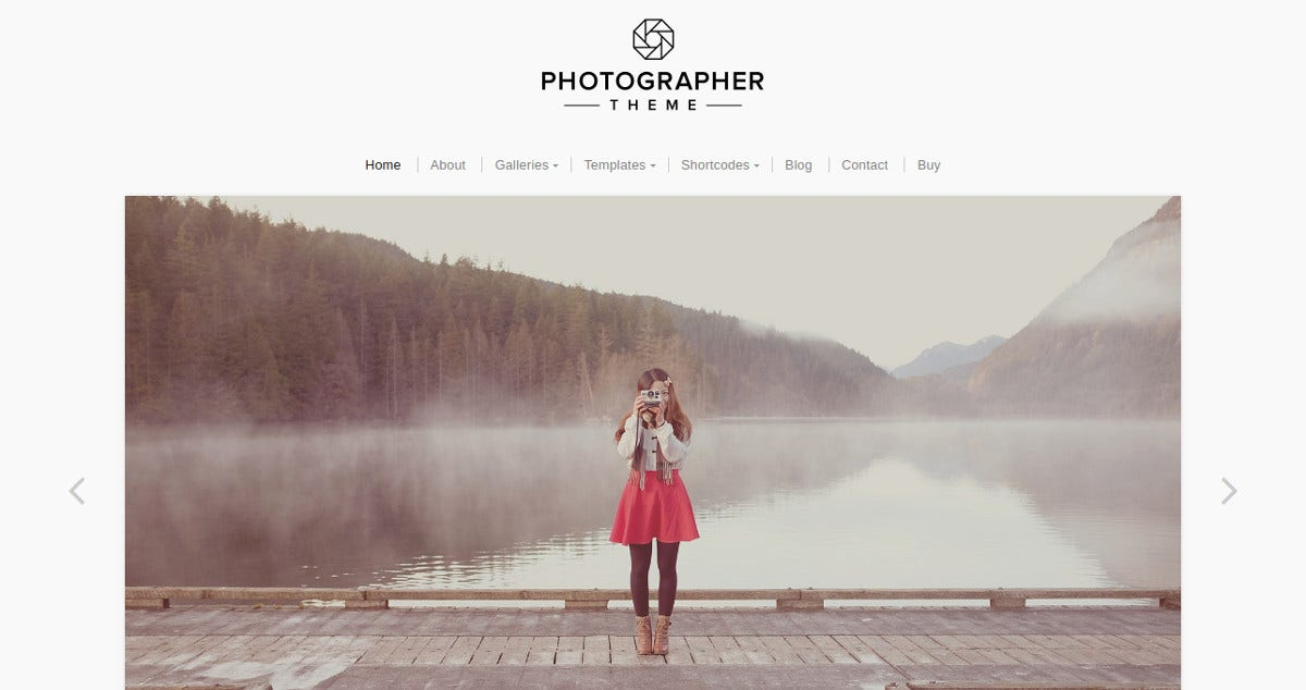 professional photographer wordpress theme2