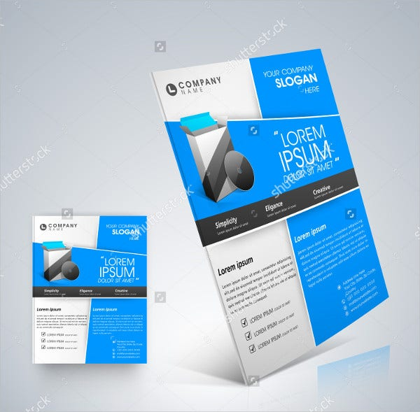 ... Professional Flyer Template By 19 Business Flyer Templates Free Psd  Vector Ai Eps ...