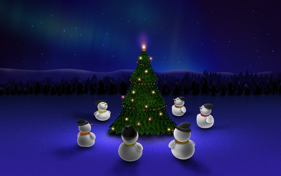creative-christmas-wallpaper