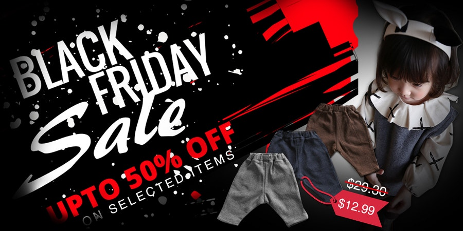 Presentation Black Friday Banner