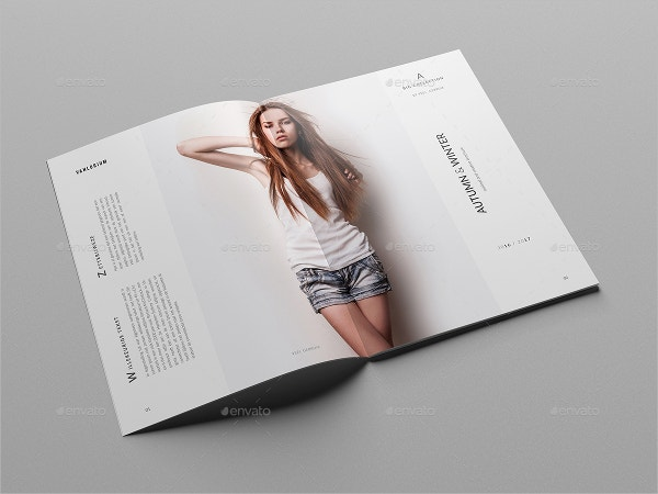 new look fashion brochure