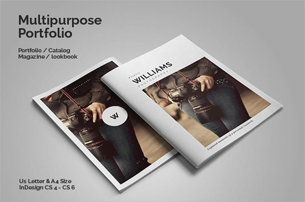 Mutipurpose Photography Brochure