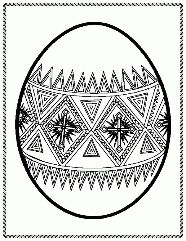 Easter Coloring Pages Kids World