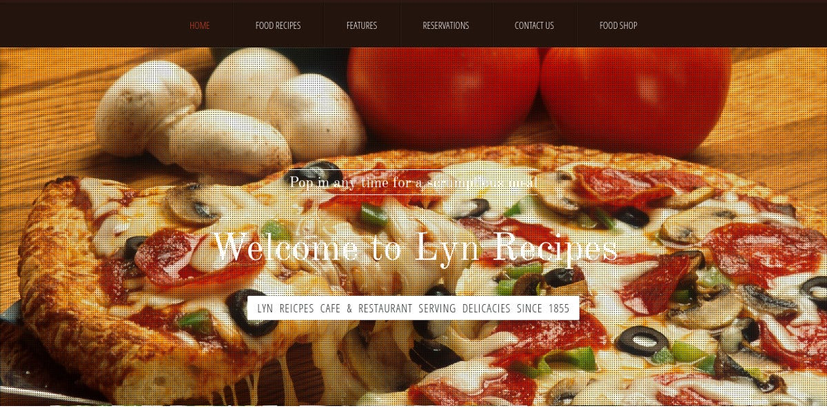 19 recipe blog themes templates free premium templates healthy tasty recipe joomla template forumfinder Images