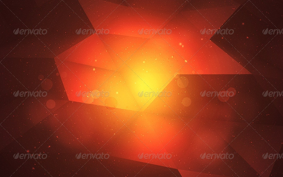 Elegant Polygon Background