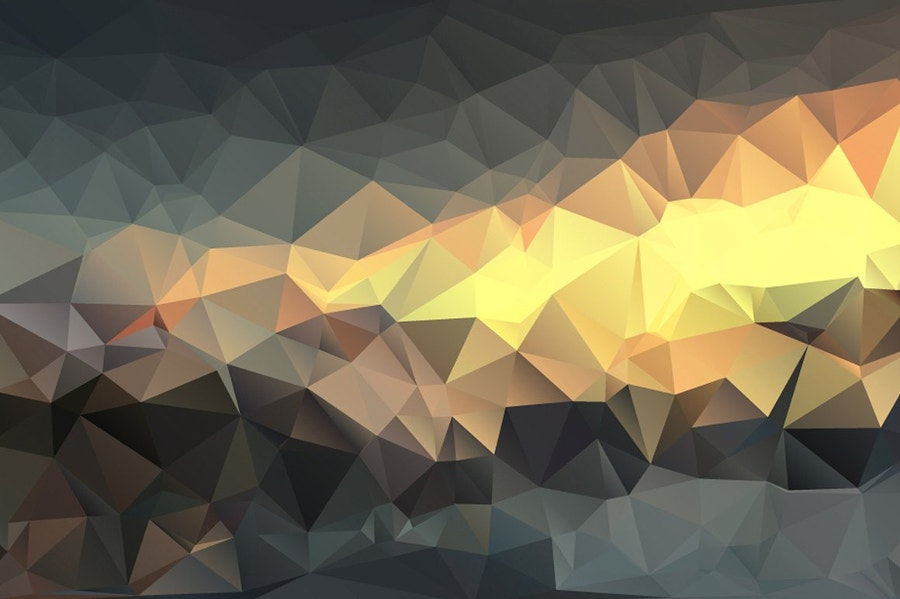 Creative Geometric Background