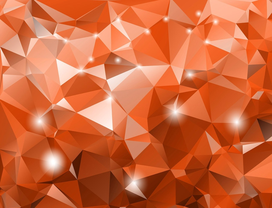 Beautiful Polygonal background