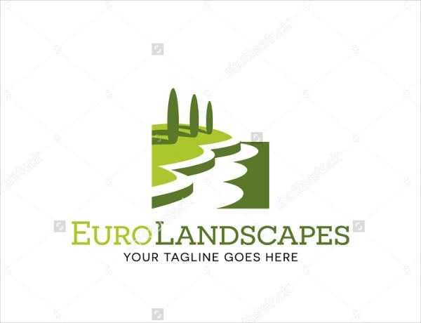 landscape logo for lawn