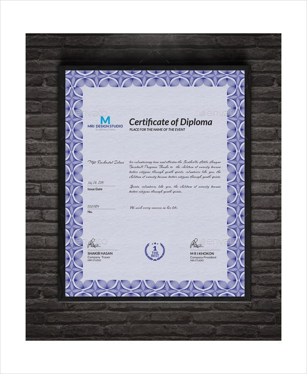 diploma-appreciation-certificate