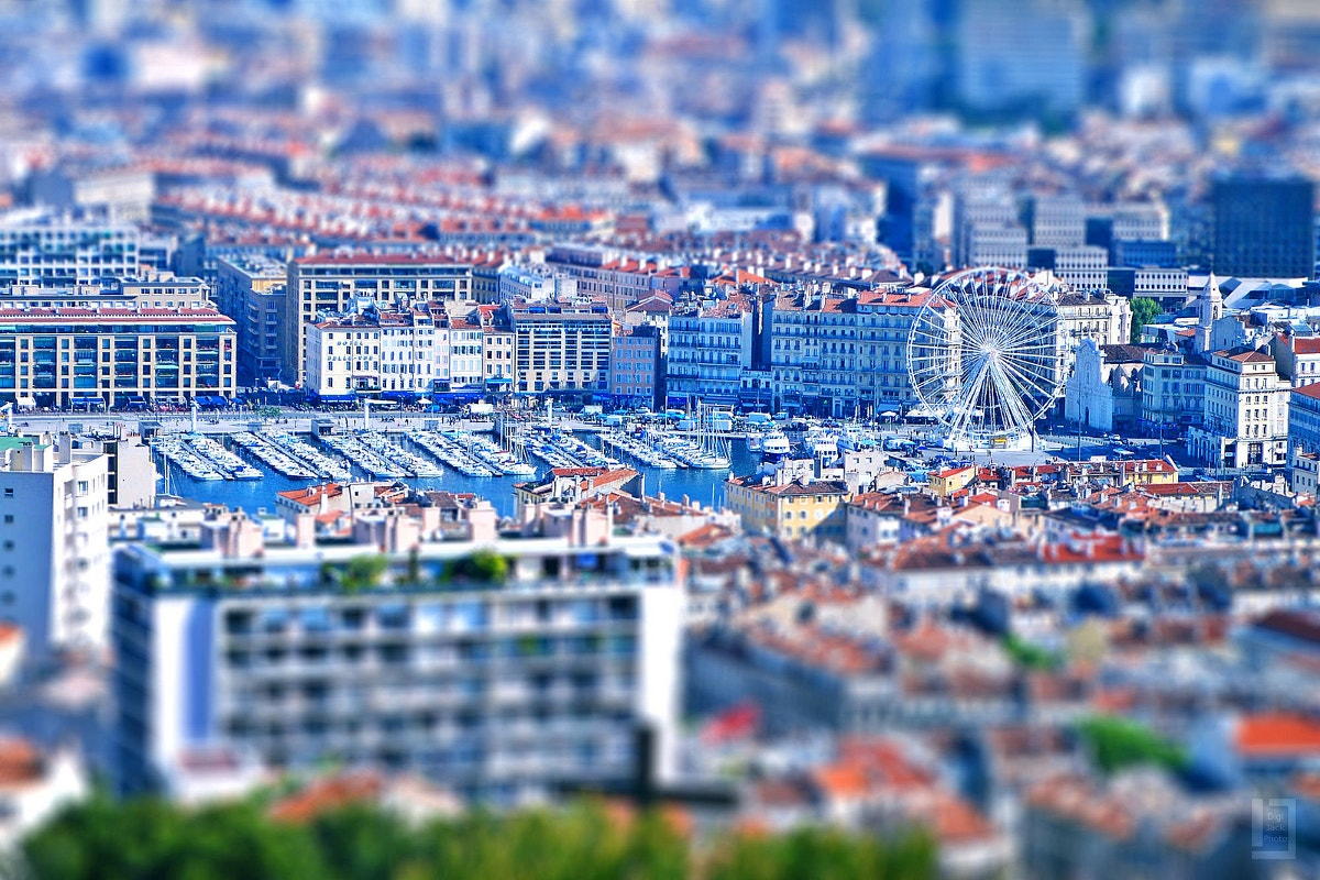 Tilt Shift Photography by Jacques Saade