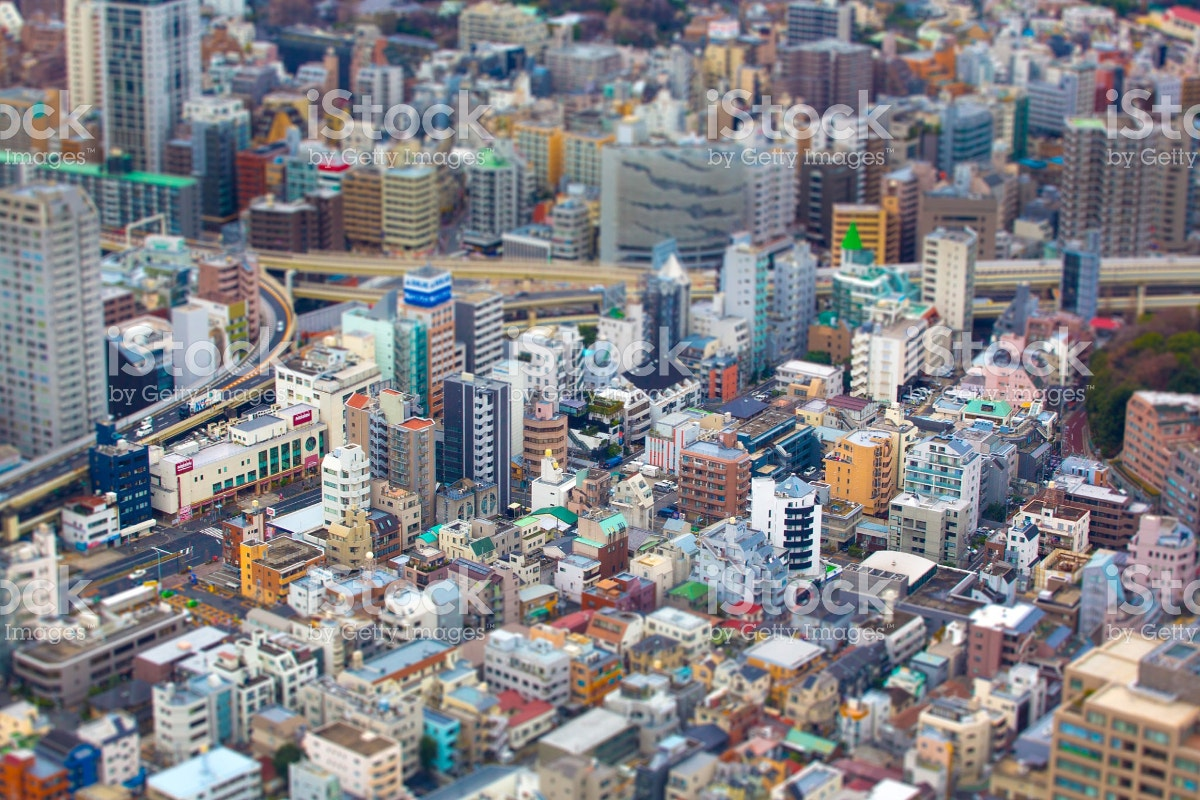 Skyline Photography with Tilt shift