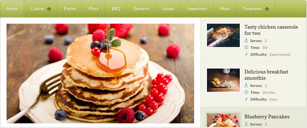 food-recipes-blog-wordpress-theme