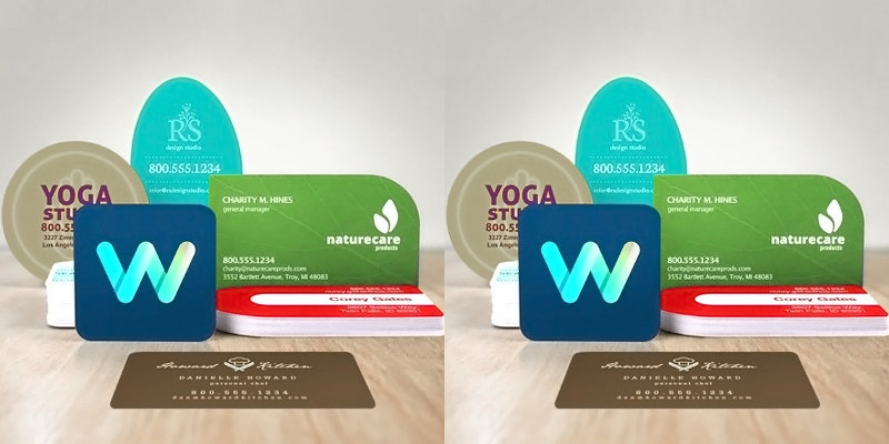 21 die cut business cards free amp premium templates