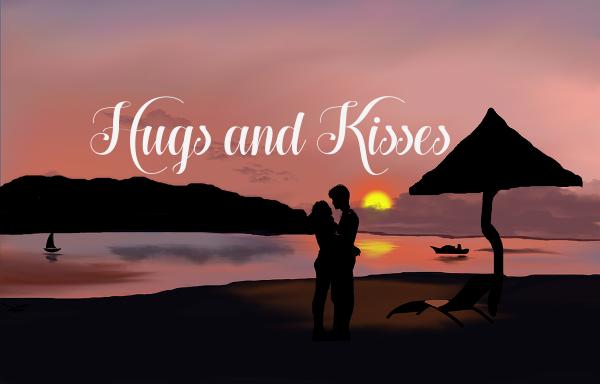 Hugs and Kisses xoxo Demo Font