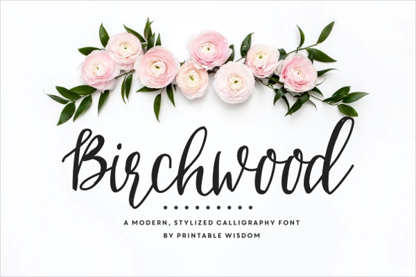 18+ Calligraphy Fonts - Free OTF, TTF Format Download | Free ...