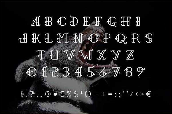 modern tattoo fonts1