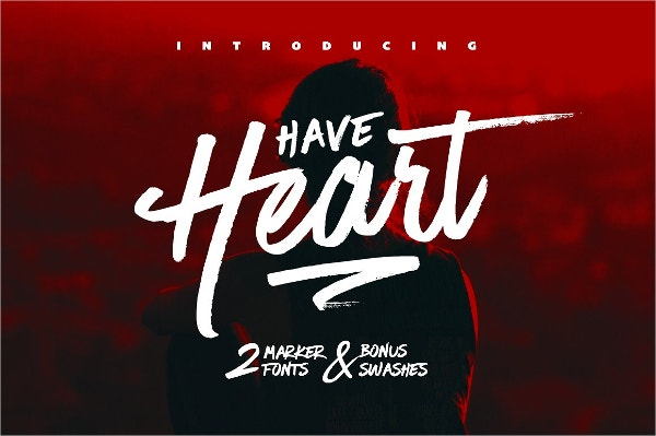 Have Heart Graffiti Font