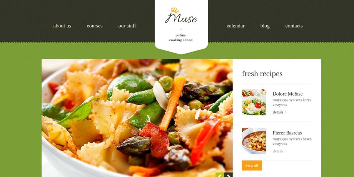cooking recipe blog responsive wordpress theme2
