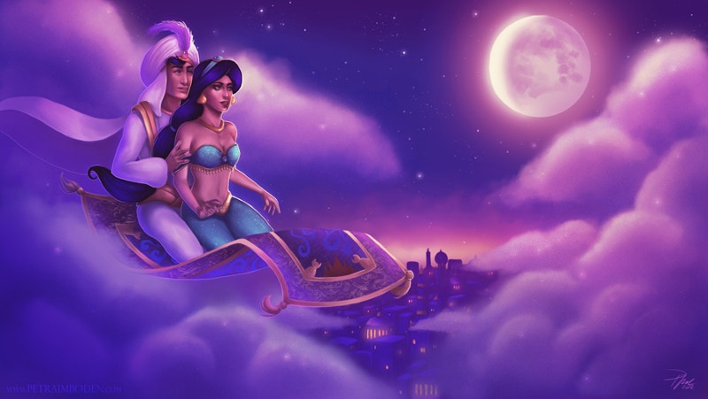 Beautiful Disney Digital Art