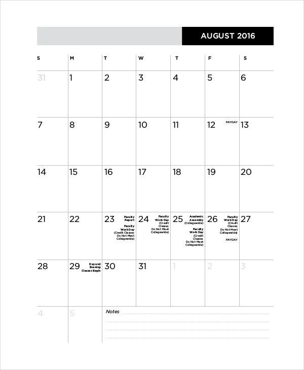 faculty-daily-planner-template-in-pdf