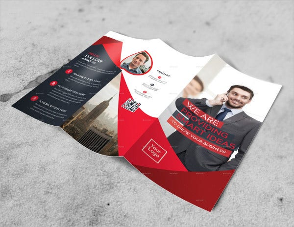 28 tri fold brochure designs free psd vector ai eps for Tri fold business brochure template