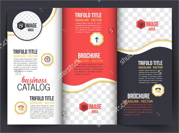 Catalog Tri-fold Brochure