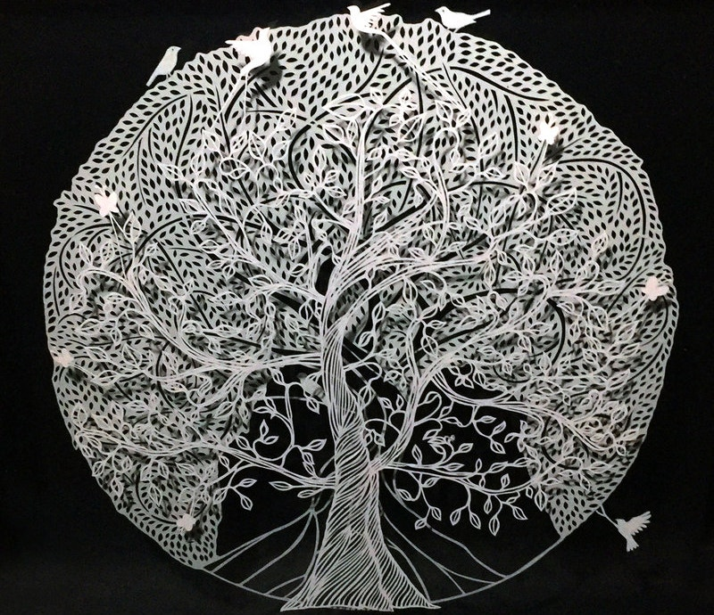 papercutting paper art