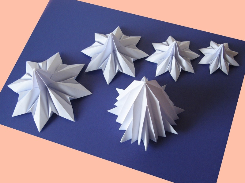 Paper Art Decoration