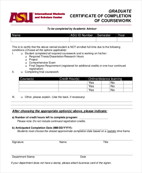 graduate-certificate-of-completion-template