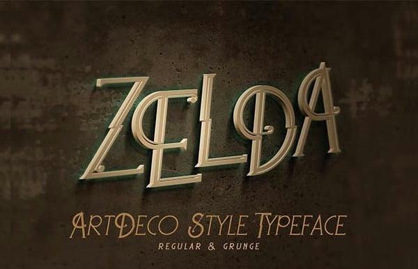 ArtDeco Font