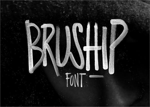 Bruship Font