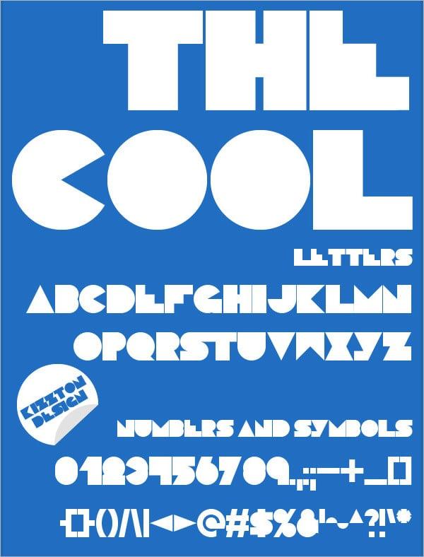 Cool Premium Font