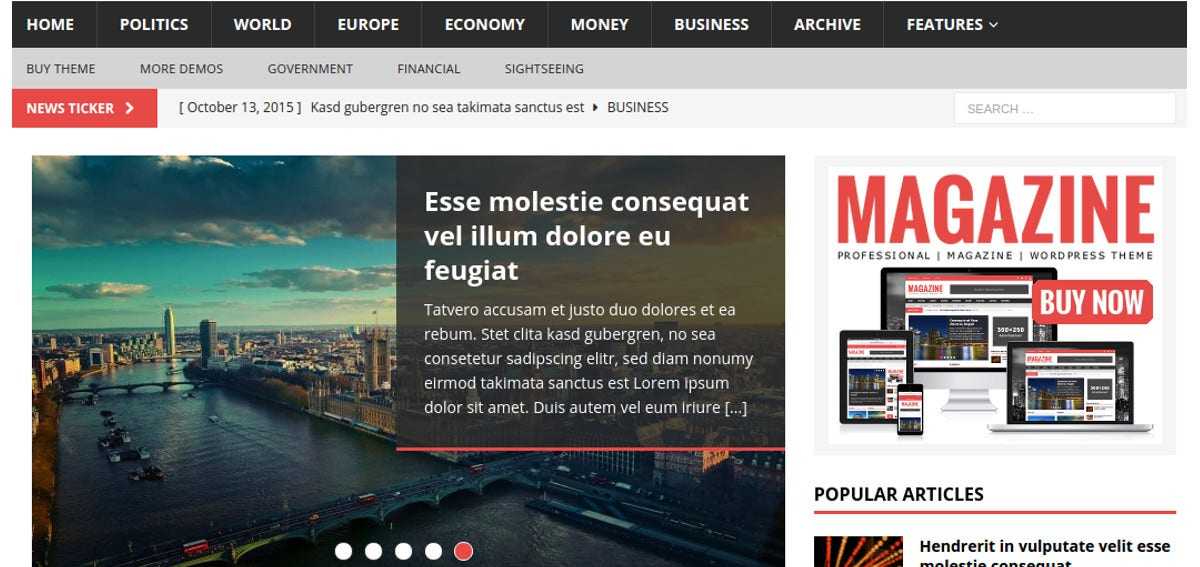 magazine-php-theme