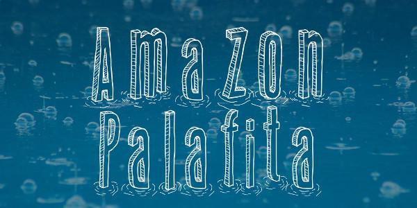 Amazon Palafita Font