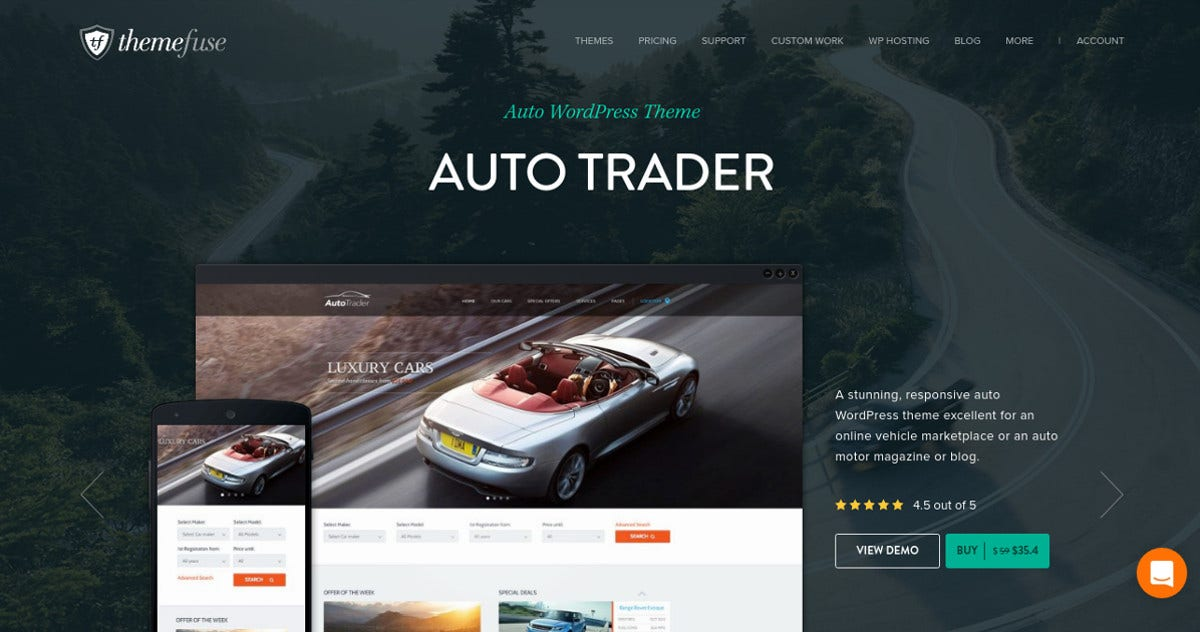 beautiful-auto-wordpress-theme
