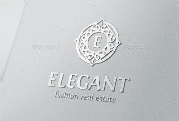 Elegant Boutique Logo Design