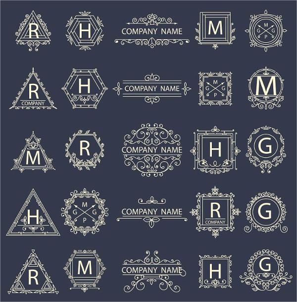 monogram company logos