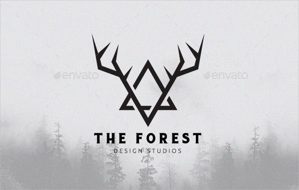 The Forest Logo Design