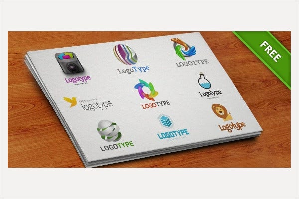 free psd logo design templates1