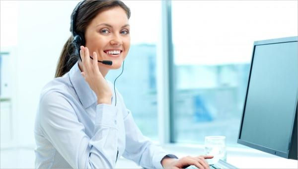 call center job description examples