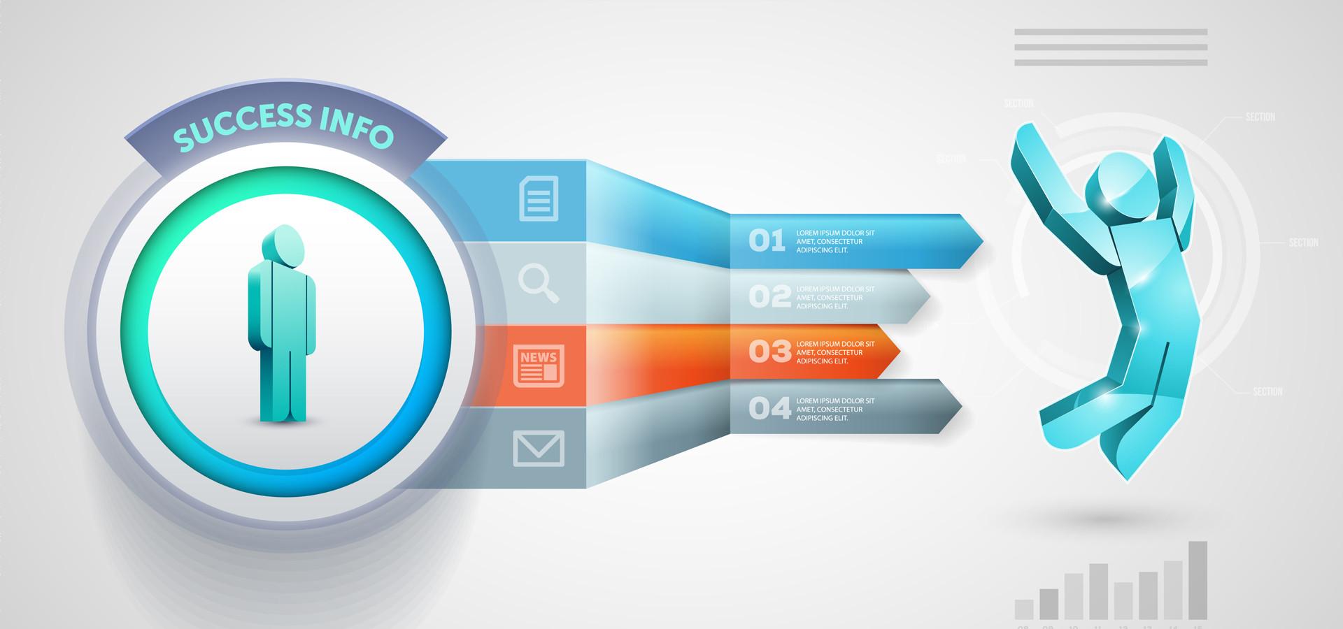 16 3d Infogrpahic Templates Designs Free Premium